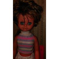 Кукла ГДР большая, с дефектом