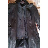Куртка зимняя утепленная L