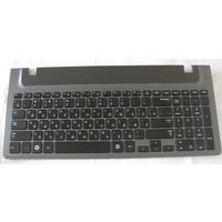 Клавиатура с рамкой samsung NP355V5C