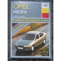 Устройство, обслуживание, ремонт Opel Vectra