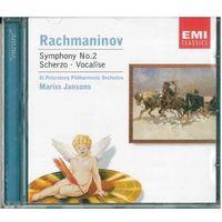 CD Mariss Jansons / Rachmaninov: Symphony No. 2; Scherzo; Vocalise (March 1, 2005)