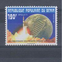 [1059] Бенин 1989. Космос.