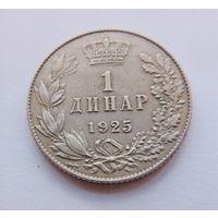 Югославия, 1 динар 1925 год.