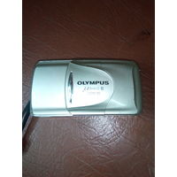 Olympus U Mju Ii Zoom  80 38-80 мм мыльница пленочный фотоаппарат