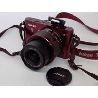 Фотоаппарат Nikon 1-J3 + Kit 10-30 mm