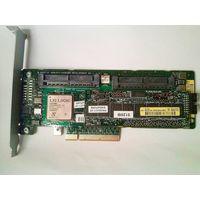 RAID контролер HP Smart Array P400 LSISAS1078 C1 (кэш 512 Мб)