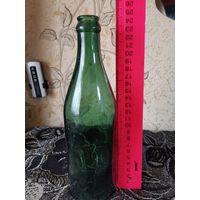 Бутылка старая УРШ 0.5 л. БУТ З-Д  52 г.