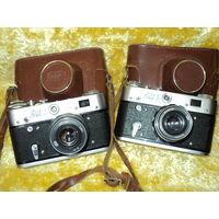 Фотоаппарат ФЭД 3, 2 штуки одним лотом