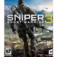 Sniper Ghost Warrior 3 (2017) PC 10DVD