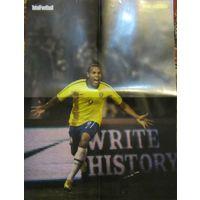 Постеры футбольные, формат А2