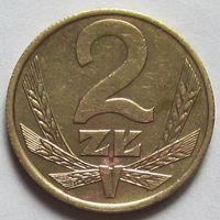 Польша, 2 злотых 1988 г