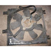 100719 Вентилятор основного радиатора Mazda 626 lift 2.0 ditd RF2A