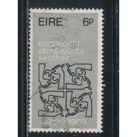 Ирландия Респ 1969 50 летие Международной организации труда #232