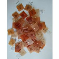 Транзистор КТ307А. 55 шт. Одним лотом.