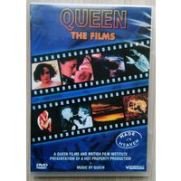 DVD. Queen. The Films. Made In Heaven.