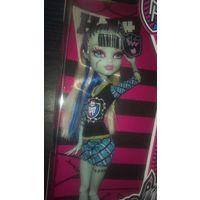 Кукла Френки новая Школа Монстров Монстер Хай Monster High