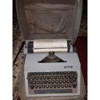 Печатная машинка erika ГДР