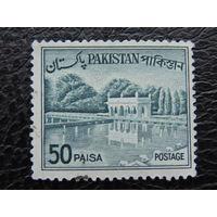 Пакистан 1961г. Архитектура.