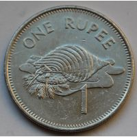 Сейшелы, 1 рупия 2007 г.