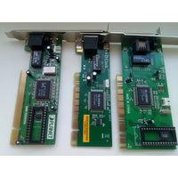 СЕТЕВЫЕ КАРТЫ DFE-520TX  DFE-530TX+ ENW-9503/9504