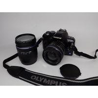 Зеркальный фотоаппарат Olympus E-420