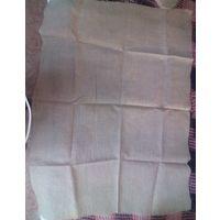 Льняная ткань,5 кусков