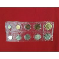 Набор монет 1990 года (банковский)