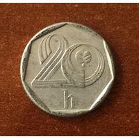 Чехия, 20 геллеров 1994