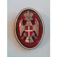 Сербский знак за участие в боевых действиях против албанских сепаратистов (1998-1999 год)