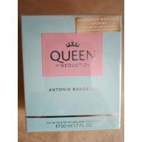Eau de Toilette Queen of Seduction Antonio Banderas