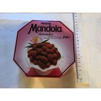 Коробка от конфет Нестле Nestle времен СССР 90-е гг