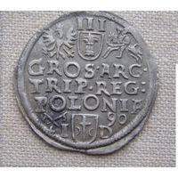 Три роша 1590