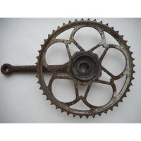 Звезда немекого велосипеда