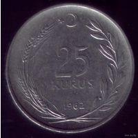 25 куруш 1962 год Турция