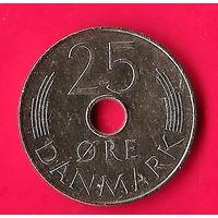 49-36 Дания, 25 эре 1975 г.