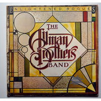 Пластинка-винил The Allman Brothers Band. Enlightened Rogues. VG
