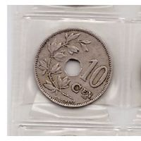 10 сантимов 1928 Бельгия (BELGIЕ). Возможен обмен