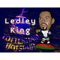 Ledley King TOTTENHAM 5 см Фигурка футболиста MC4259