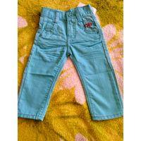 Две пары новых джинсов на годик