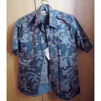 Рубашка камуфлированная (польша)