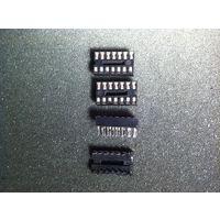 Панель микросхемы, 14 выводов(цена за 1шт)