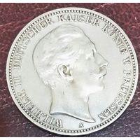 Германия. Пруссия 3 марки 1910