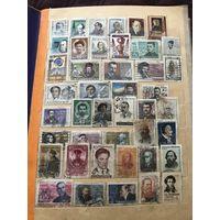 С РУБЛЯ! Коллекция марок: собиралась в Украине целые 80 лет!