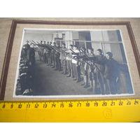 Фото училище ФЗУ 1923 год тренировка кисти руки