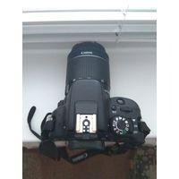 Продам фотоаппарат canon eos 100d