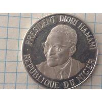 Нигер 1000 франков 1960г
