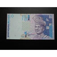 Малайзия 1 ринггит. 2000 г.