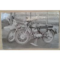 Фото мотоцикла. 9х14 см