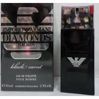 Giorgio Armani Emporio Armani Diamonds Black Carat Pour homme - отливант 5мл