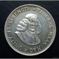 ЮАР. 20 центов 1962 г.